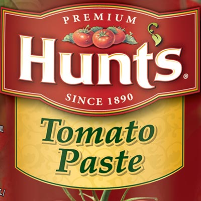 Hunts Tomato Can